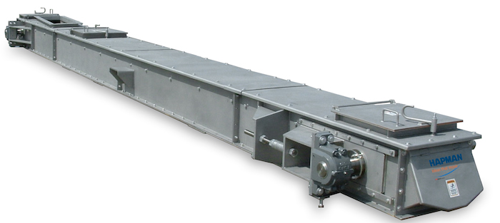 Hapman En-Masse Drag Conveyor
